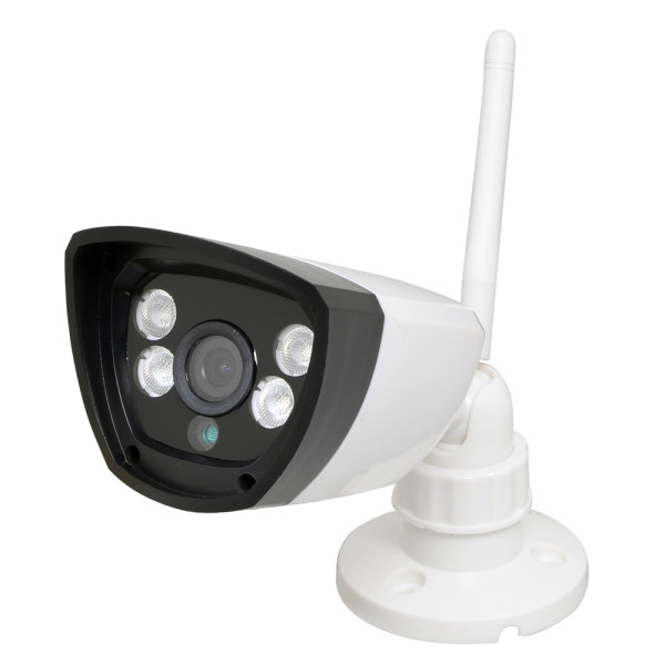 Smart Outdoor Wi-Fi Security Camera • Go Simple Home