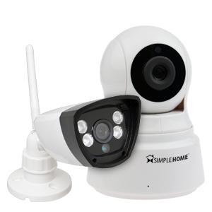 Wi-Fi Security Cameras