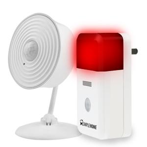 Wi-Fi Motion Sensors & Alarms