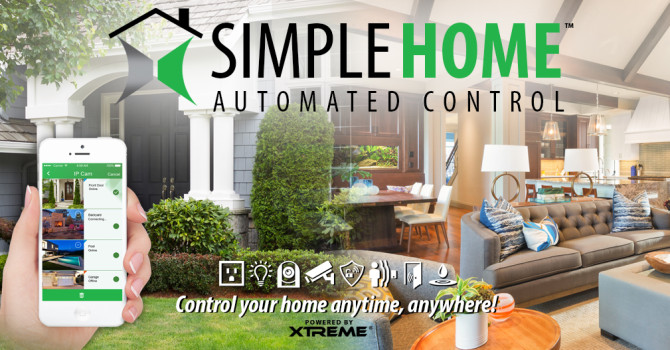 Welcome to Simple Home