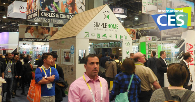 Simple Home at CES 2016