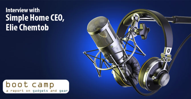 Boot Camp Radio Interview: A Different Approach to Home Automation